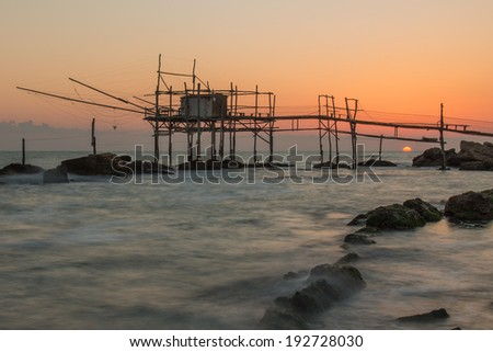 The coast of the Travocchi #192728030