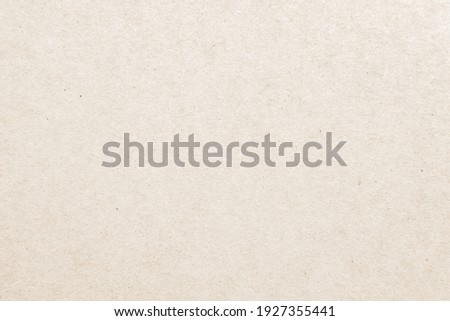 Paper texture cardboard background. Grunge old paper surface texture. Royalty-Free Stock Photo #1927355441