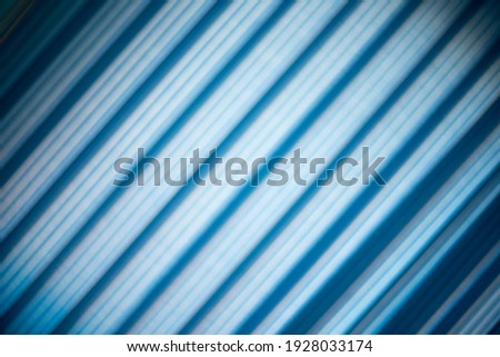 Blue image with white pattern for background image blur