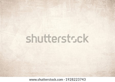 OLD NEWSPAPER BACKGROUND, BLANK BROWN VINTAGE GRUNGE PAPER TEXTURE, TEXTURED NEWSPRINT PATTERN WITH SPACE FOR TEXT, WALLPAPER DESIGN Royalty-Free Stock Photo #1928223743