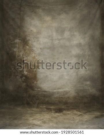 Background Studio Portrait Backdrops  vintage  Royalty-Free Stock Photo #1928501561