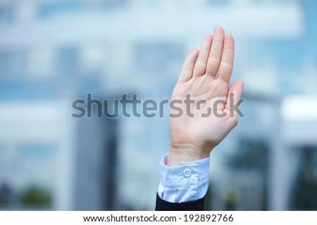 woman hand #192892766