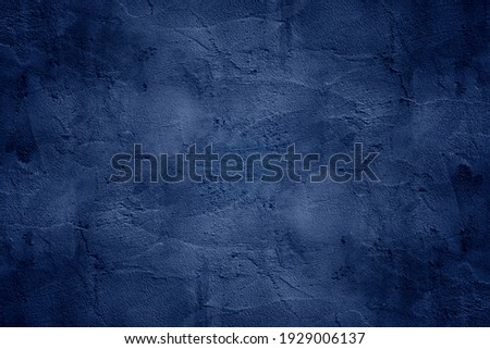 Beautiful Abstract Grunge Decorative Navy Blue Dark  Wall Background Texture Banner With Space For Text