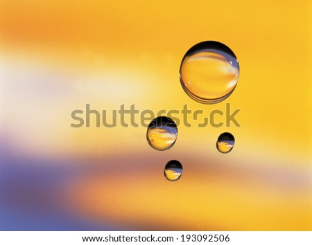 The image of water drop #193092506