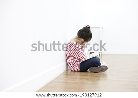 the image of cute Asian kid #193127912