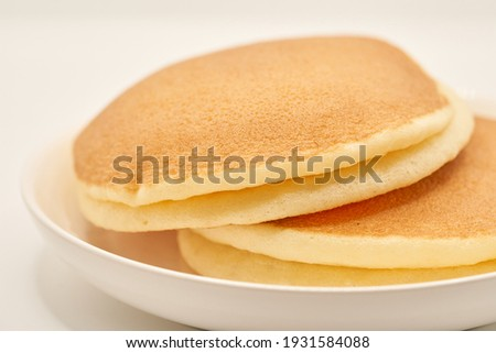 Pictures of delicious pancakes for breakfast