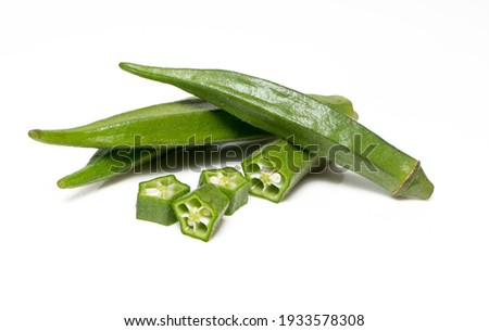 Green Okra Information and Facts
