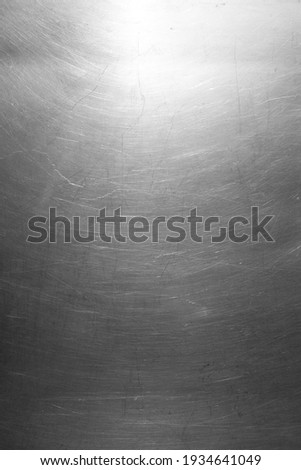 Background of Metal plate surface Scratched.