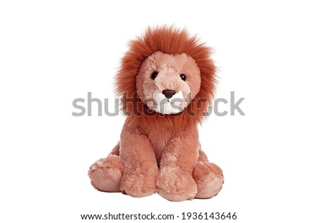 Kids toys with white background picture