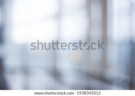 abstract background of shopping mall, shallow depth of focus Royalty-Free Stock Photo #1938343012