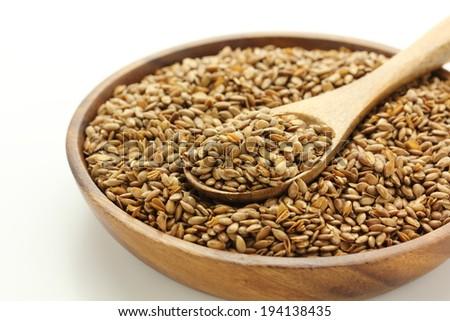 flax seed #194138435