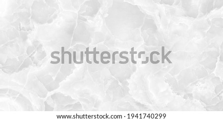 White Onyx, Light grey marble stone background, Design For Wall and panel marble natural pattern for architecture and interior design, marble stone for digital wall tiles design.