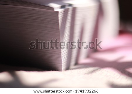 Book Pages Stock Photo HD Corner Big And Fat