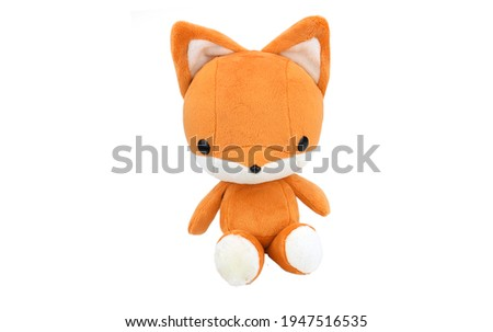 Animal toys for Kids with white background picture