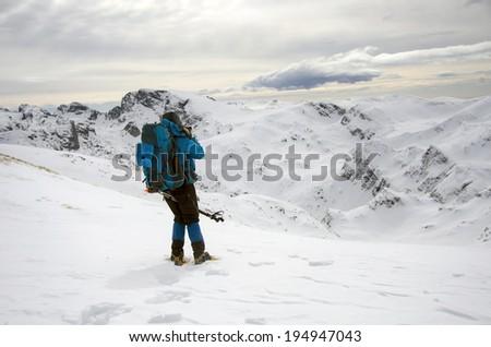 High mountaineers #194947043
