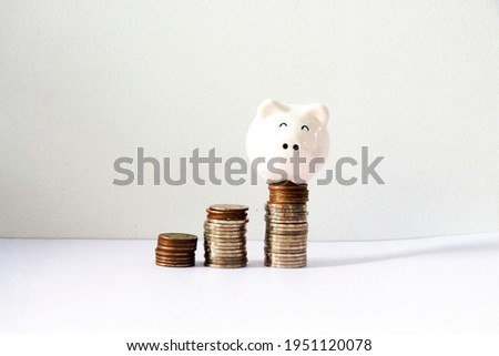 Increased money value reflects increased savings and capital gains. Better finance Finance wallpaper pictures.
