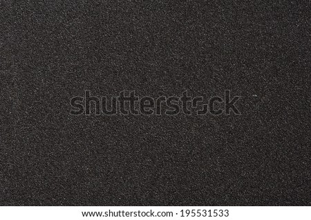 black asphalt texture Royalty-Free Stock Photo #195531533