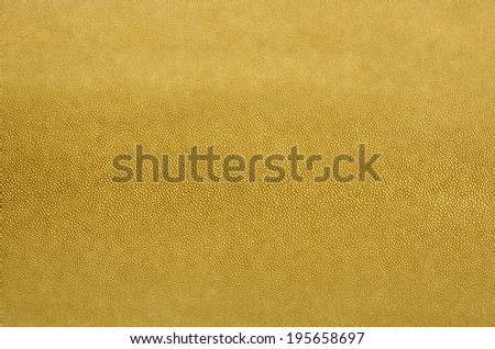 Yellow Leather texture #195658697