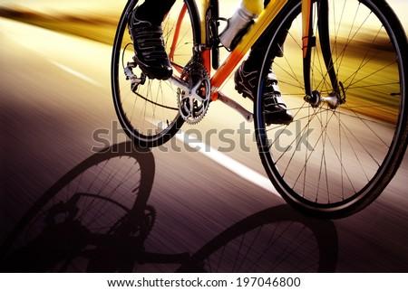 Racing Bike #197046800
