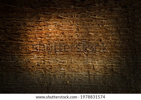 dark wood background with deep center vignetting