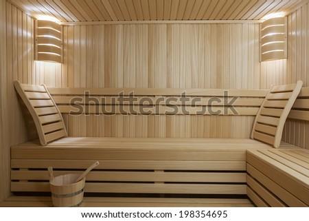 Sauna #198354695