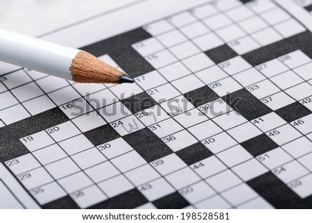 Crossword Puzzle #198528581