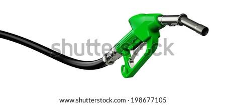 Gas pump nozzle #198677105