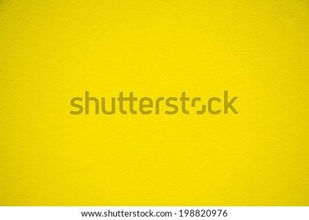 Yellow wall background. #198820976