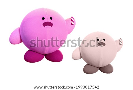 Kids toys with white background pictures