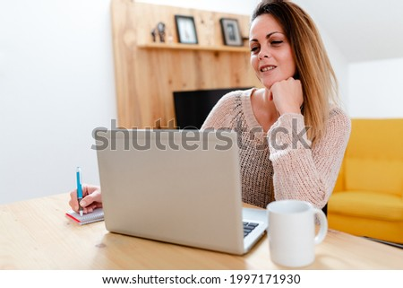 Social Media Influencer Creating Online Presence, Video Blog Ideas, Virtual Class Meeting, Remote Office Work, Computer Presentation, Giving Lectures Lessons