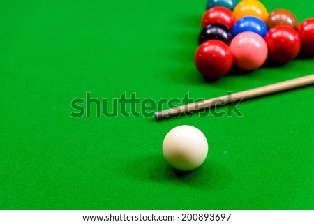 billiards collection #200893697