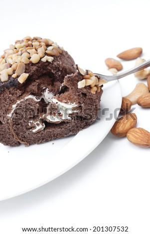 chocolate cake roll #201307532
