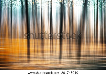 abstract forest in motion blur ,abstract colorful background #201748010