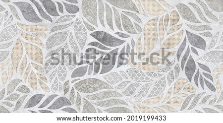 Wall Decor for interior home decoration, Ceramic Tile Design For Bathroom. it can be used for ceramic tile, wallpaper, linoleum, textile, web page background. Royalty-Free Stock Photo #2019199433
