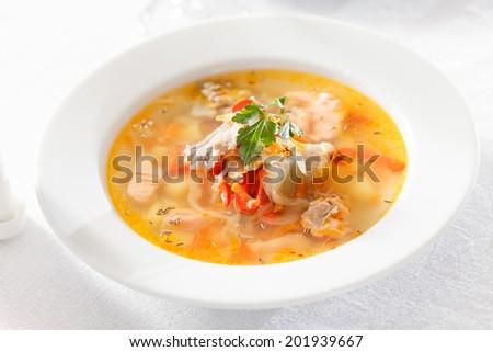 fish soup #201939667