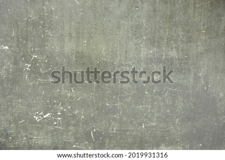 Old scratched metal texture, grunge worn out backdrop or texture  Royalty-Free Stock Photo #2019931316