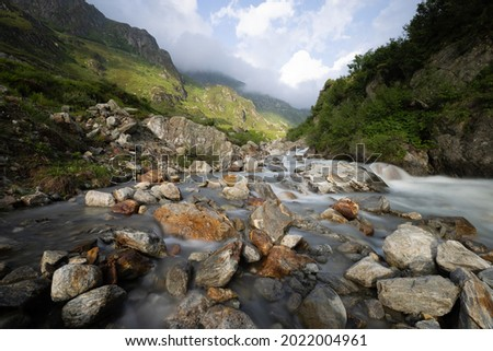 Amazing roadtrip over an alpine pass in Switzerland called Sustenpass. Wonderful view with perfect light conditions. Amazing Landscape and a beautiful river with perfect longexposure pictures.
