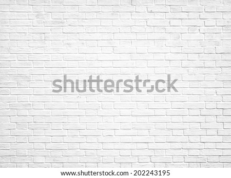 Abstract weathered texture stained old stucco light gray and aged paint white brick wall background in rural room, grungy rusty blocks of stonework technology color horizontal architecture wallpaper #202243195