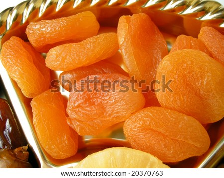apricots dried #20370763