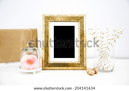 Print, Photography, Art mock up, styled stock Photography