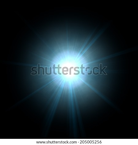 Abstract image of  lighting flare. Background. Abstract #205005256