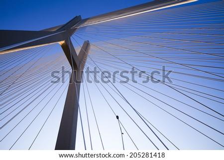 Modern bridge   #205281418