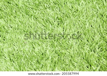 Artificial grass texture for background #205587994