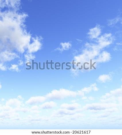 Beautiful cloudscape #20621617