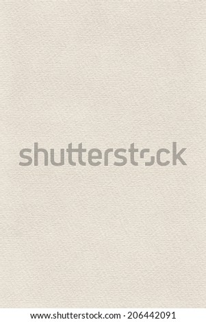 Photograph of recycle, striped watercolor paper, coarse grain, Off White, grunge texture sample #206442091