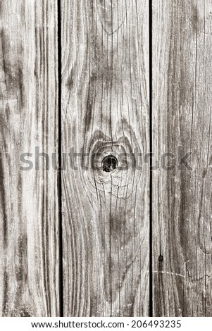 The old wood texture with natural patterns #206493235