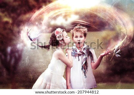 Peter Pan and Wendy Story