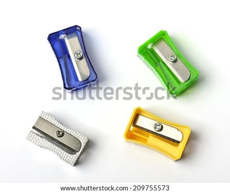 sharpeners Royalty-Free Stock Photo #209755573