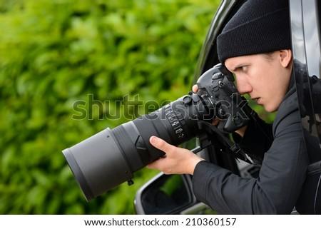 Photographer-Paparazzi #210360157