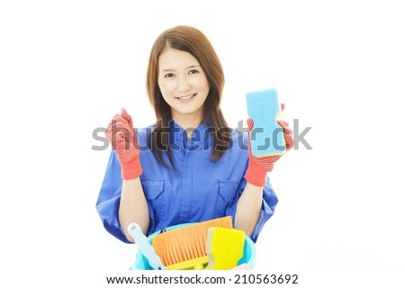 Janitorial cleaning service #210563692
